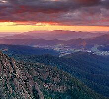 Ephemeral Light, Mount Buffalo VIC by Chris Munn