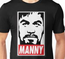 Obey Manny Pacquiao by AiReal Apparel Unisex T-Shirt