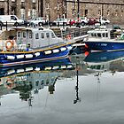 Kirkwall Harbour (5) by kalaryder