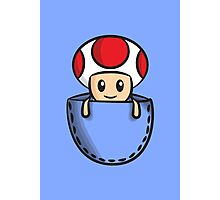 Pocket Toad Photographic Print