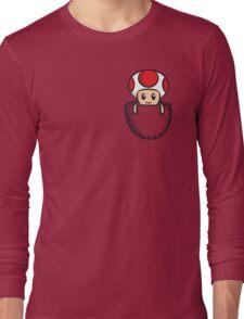 Pocket Toad Long Sleeve T-Shirt