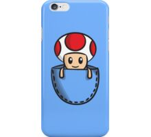 Pocket Toad iPhone Case/Skin