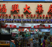 Fook Hing Dispensary by Fike2308