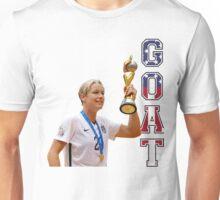 Abby Wambach G.O.A.T.   USWNT Unisex T-Shirt