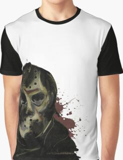 Jason Voorhees Friday the 13th Graphic T-Shirt