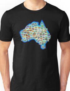 Pictorial Australia T-Shirt Unisex T-Shirt