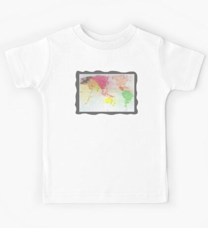 Our world - Our home Kids Tee