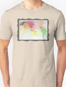 Our world - Our home Unisex T-Shirt