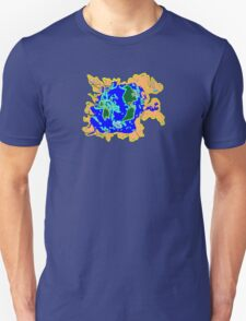 World Watersheds  Unisex T-Shirt