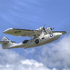 PBY-5A Catalina 'Miss Pick Up' by Nigel Bangert