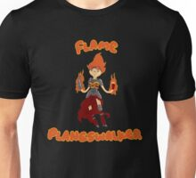 Flame Planeswalker with Text T-Shirt