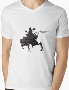 Surveillance Mech Mens V-Neck T-Shirt