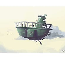 Airship Photographic Print