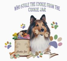 who stole the cookies from the cookie jar? Kids Clothes