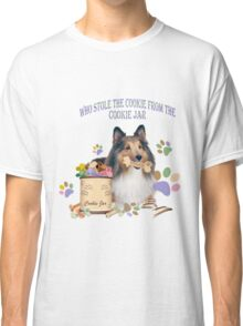 who stole the cookies from the cookie jar? Classic T-Shirt