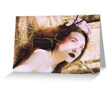 Disposable  Greeting Card