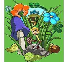 Legend of Zelda: Minish Cap Photographic Print