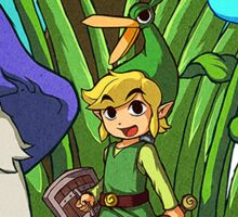 Legend of Zelda: Minish Cap Sticker