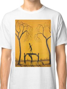 """Ned Kelly Surfing Practice""  EJCairnsart Classic T-Shirt"