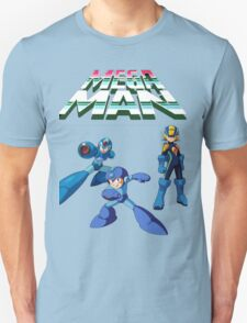 Megaman Evolution  T-Shirt