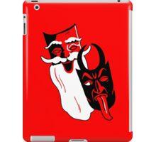 Krampus 23 solid iPad Case/Skin