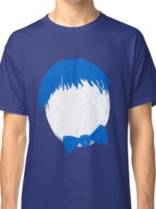 The Man With Blue Bow Classic T-Shirt