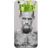 King Conor Mcgregor iPhone Case/Skin