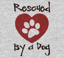 Rescued by a Dog - Adopt a Shelter Pet - Rescued Dogs - Adopt a Dog by traciv