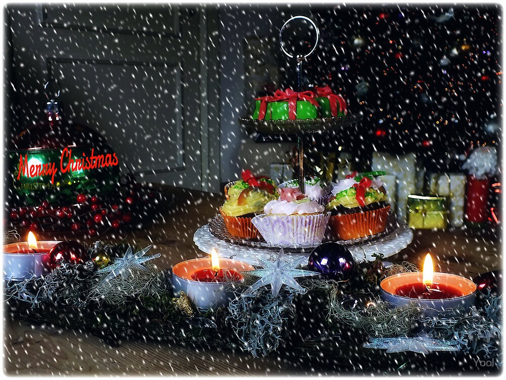 Merry Christmas to all family and friends..... by Yool