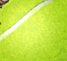 Tennis Ant Sticker