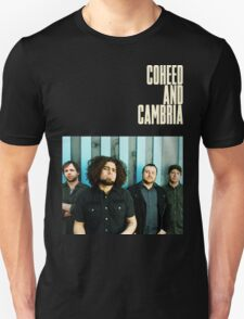 coheed and cambria color before the sun Tour 2016 RP02 Unisex T-Shirt