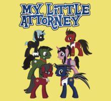My Little Attorney Kids Tee