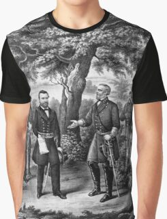 The Surrender Of General Lee Graphic T-Shirt