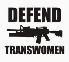 Defend Transwomen by doctorshaky