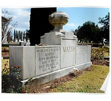 Here Lies Margaret Mitchell Poster