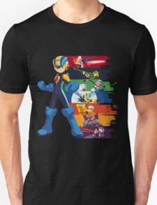 Megaman: Souls of a Hero V2 Unisex T-Shirt