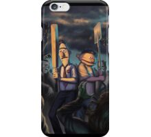 Bert Of The Dead iPhone Case/Skin