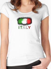Simply... Italy Women's Fitted Scoop T-Shirt
