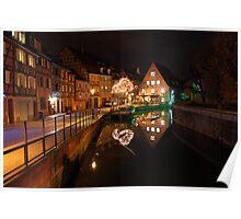 La petite Venise, Colmar, France Poster