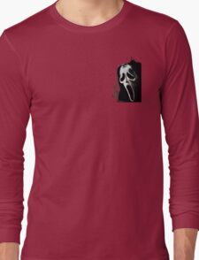 Scream Horror Movie Long Sleeve T-Shirt