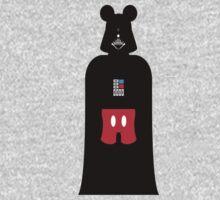 Mickey Dark Vador by dockwear