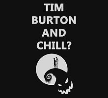 Tim Burton and Chill Unisex T-Shirt