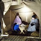 Living Nativity by WildestArt