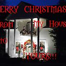 Merry Christmas! by WildestArt