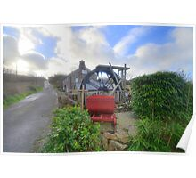 Cornwall: The Wayside Museum at Zennor Poster