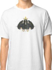 Alien Horror Movie Inkblot Classic T-Shirt