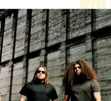 coheed and cambria color before the sun Tour 2016 RP03 Sticker