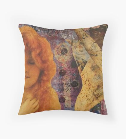 Feel Throw Pillow
