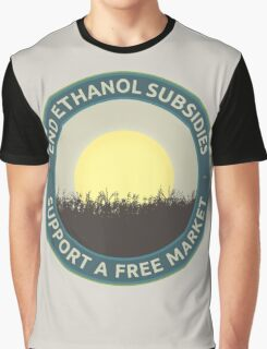 End Ethanol Subsidies Graphic T-Shirt
