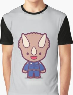 Triceracop Graphic T-Shirt